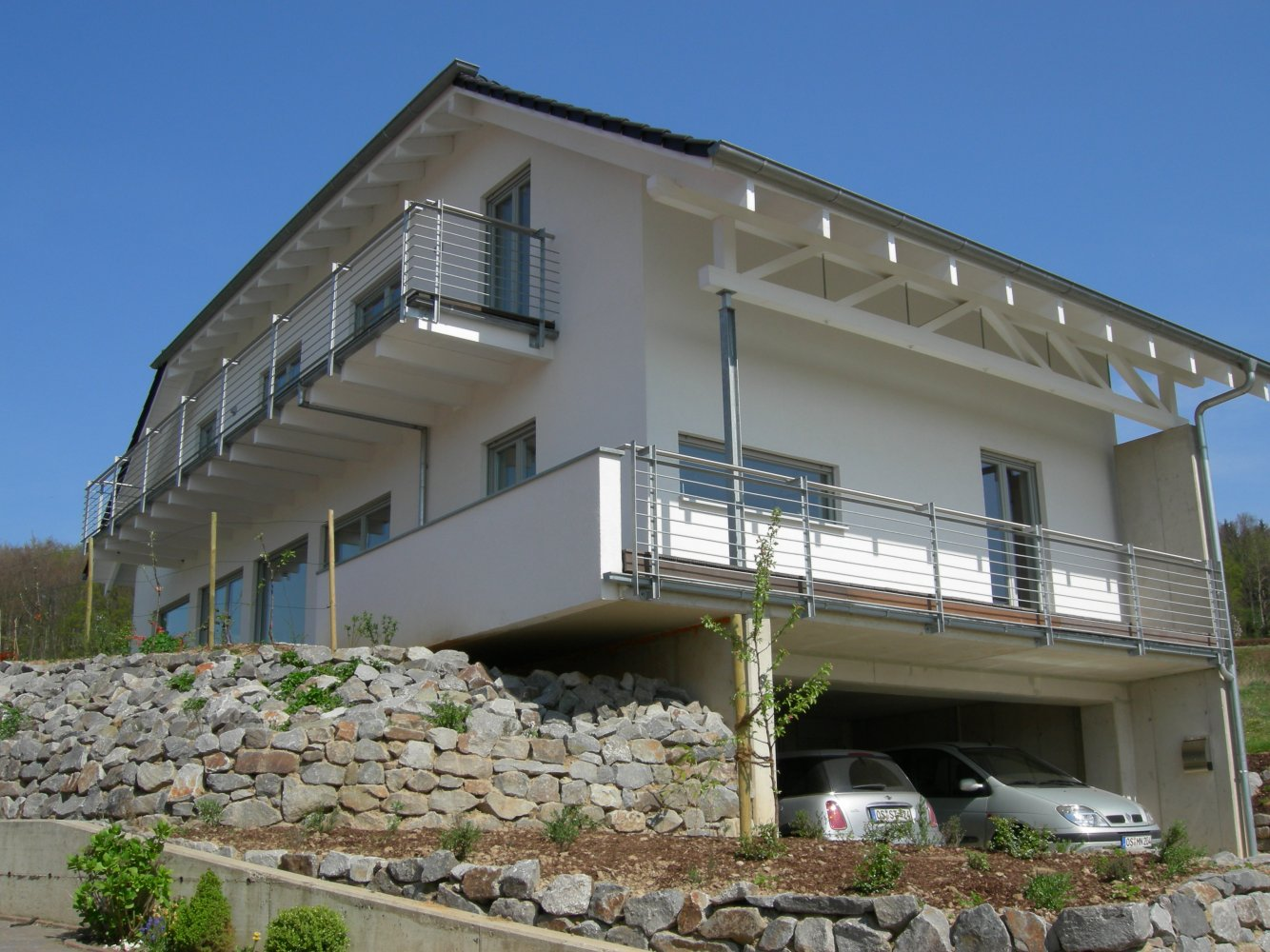 Balkone Gelander Heidacker Edelstahlmobel Metallkonstruktionen