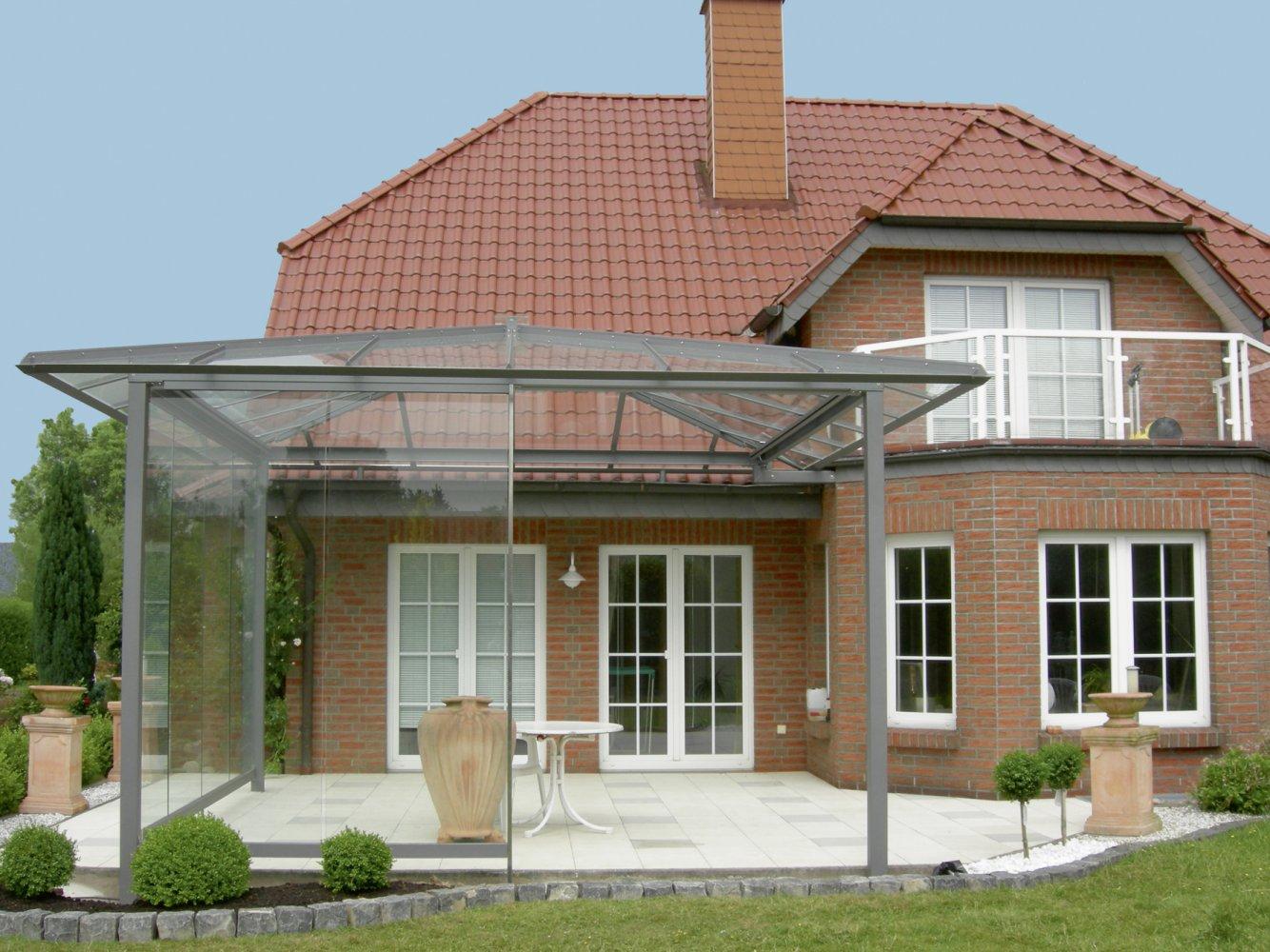 Terrassenüberdachungen - Heidacker - Edelstahlmöbel ...